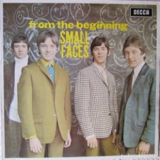 Disques de vinyle: SMALL FACES: FROM THE BEGINNING. Lote 91685715