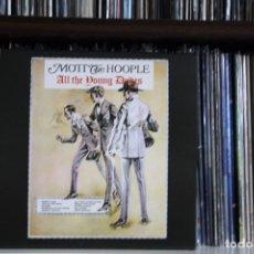 Discos de vinilo: MOTT THE HOOPLE. ALL THE YOUNG DUDES, 1972, NUEVO 180GR,. Lote 91701370
