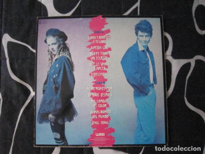 Discos de vinilo: LP - POP - ALEX Y CHRISTINA - 1988 - MADRID - Foto 2 - 91726725