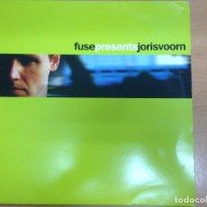 Discos de vinilo: LP JORIS VOORN / FUSE PRESENTS EDITADO EN BELGICA . Lote 91726975