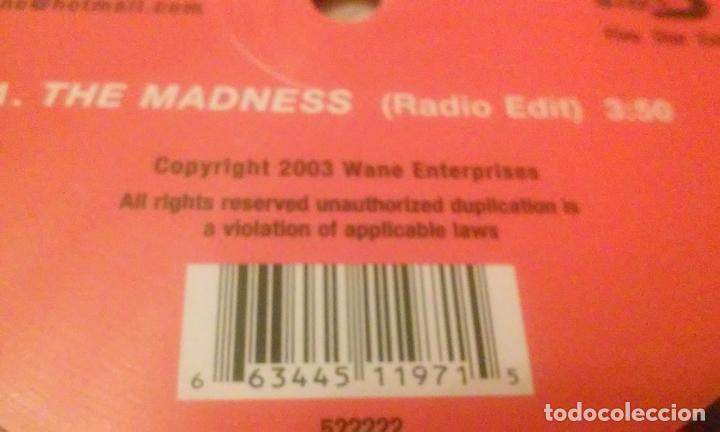 Discos de vinilo: WUNDA LIVE FROM THE 845 (MAXISINGLE DE 3 TEMAS) - Foto 5 - 91731030