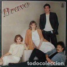 Discos de vinil: BRAVO - BRAVO - LP - AÑO 1984. Lote 91754505