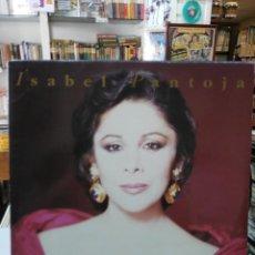 Discos de vinilo: ISABEL PANTOJA - LA CANCIÓN ESPAÑOLA, DIR. LUIS COBOS - DOBLE LP. DEL SELLO RCA DE 1990. Lote 91801130