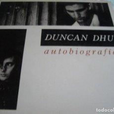 Discos de vinilo: DUNCAN DHU-AUTOBIOGRAFIA-DOBLE LP. Lote 91820780