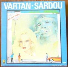 Discos de vinilo: VARTAN Y SARDOU (RCA,1983). Lote 91847575