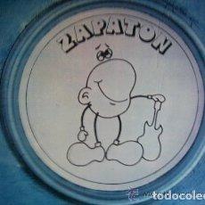 Discos de vinilo: ZAPATON - LP ZAPATON - HISPAVOX 1976 HHS 11323 -ORIGINAL CON ENCARTE. Lote 91847960