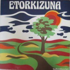 Discos de vinilo: ETORKIZUNA: ETORKIZUNA. Lote 246273265