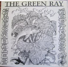 Discos de vinilo: GREEN RAY, THE: SIGHS, WHALES AND TREES (MAGNÍFICO PSYCHO BRITÁNICO). Lote 91889590