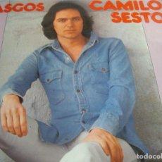 Discos de vinilo: CAMILO SESTO-RASGOS-PORTADA ABIERTA. Lote 91917065