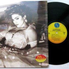 Discos de vinilo: MADONNA - LIKE A VIRGIN - LP+OBI SIRE 1984 JAPAN (EDICION JAPONESA) BPY. Lote 91917370