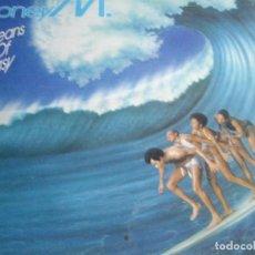 Discos de vinilo: BONEY M. OCEANS OF FANTASY-LA PORTADA SE ABRE EN 4 PARTES. Lote 91917380