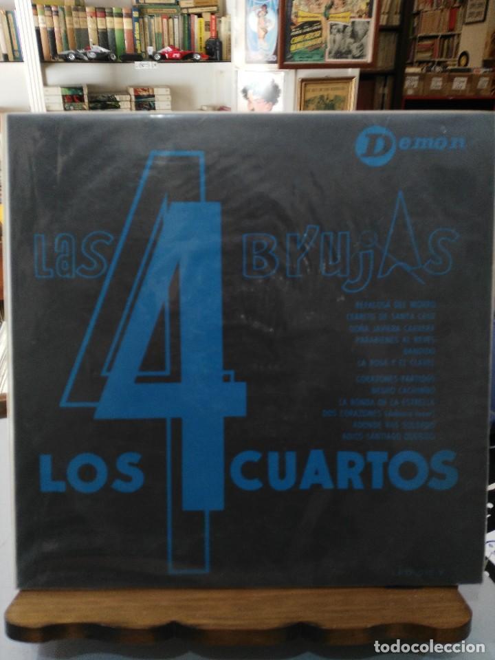 la cuatro brujas y los cuatro cuartos cantan - - Comprar Discos LP ...