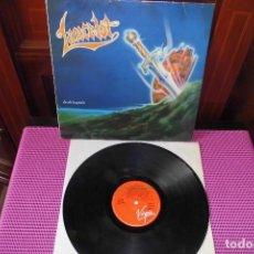 Discos de vinilo: LANCELOT (DESDE LA GRADA) LP ESPAÑA 1989. Lote 91964580