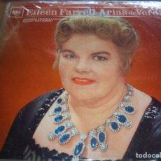 Discos de vinilo: LP DE EILEEN FARRELL, ARIAS DE VERDI. DIR. MAX RUDOLF. EDICION CBS. D.. Lote 92002965