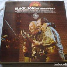 Discos de vinilo: BLACK LION ALLSTARS BLACK LION AT MONTREUX . Lote 92003125