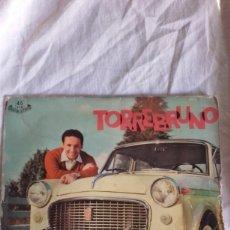 Discos de vinilo: EP TORREBRUNO FESTIVAL DE CANCIÓN MEDITERRANEA. Lote 92045525