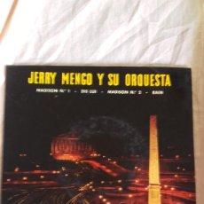 Discos de vinilo: JERRY MENGO Y SU ORQUESTA. Lote 92045935
