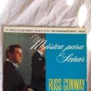 Discos de vinilo: RUS CONWAY MICHAEL COLLINS MUSICA PARA SOÑAR. Lote 92046330