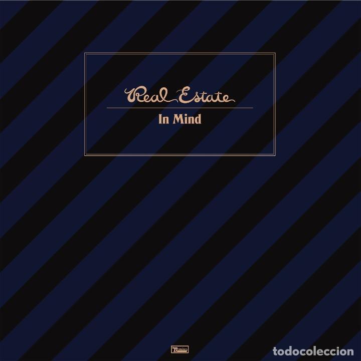 LP REAL ESTATE IN MIND VINILO (Música - Discos - LP Vinilo - Pop - Rock Extranjero de los 90 a la actualidad)