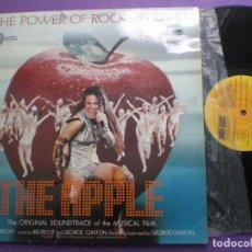 Discos de vinilo: THE APPLE - THE POWER OF ROCK...IN 1994 - LP BELTER 11980 // DISCO OST GEORGE CLINTON (FUNKADELIC). Lote 92049690