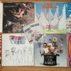 Discos de vinilo: LOTE LPS LA TRINCA. Lote 92057045