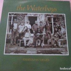 Discos de vinilo: LP-VINILO-THE WATERBOYS-FISHERMAN´S BLUES-1988-ENSIGN RECORDS-11 TEMAS-VER FOTOS.. Lote 92088735