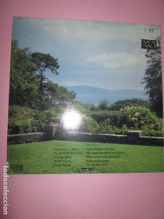 Discos de vinilo: lp-vinilo-the waterboys-fisherman´s blues-1988-ensign records-11 temas-ver fotos. - Foto 3 - 92088735