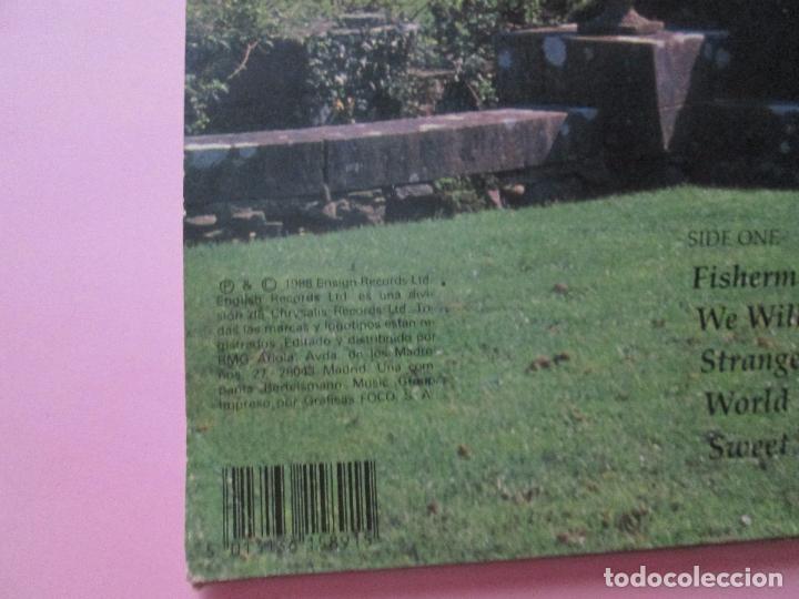 Discos de vinilo: lp-vinilo-the waterboys-fisherman´s blues-1988-ensign records-11 temas-ver fotos. - Foto 6 - 92088735
