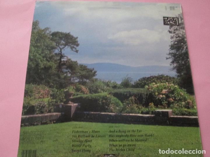 Discos de vinilo: lp-vinilo-the waterboys-fisherman´s blues-1988-ensign records-11 temas-ver fotos. - Foto 7 - 92088735