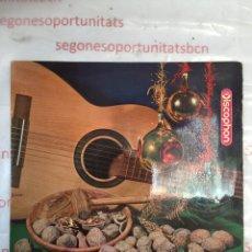 Discos de vinilo: PERET - CANTA VILLANCICOS GITANOS - SINGLE DISCO VINILO. Lote 92105189