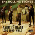 Discos de vinilo: Paint it, black / Long long while. - Single 7 45 r.p.m. The Rolling Stones. Pop-rock.. Lote 92121532
