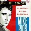 Discos de vinilo: ¡Oh, mi señor! - Ep 7 45 r.p.m. Mike Ríos con Los Sonor. Rock and roll español.. Lote 92121577