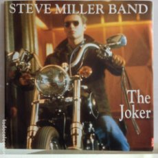 Discos de vinilo: THE STEVE MILLER BAND - THE JOCKER / DON´T LET NOBODY TURN YOU AROUND - NUEVO. Lote 92123195