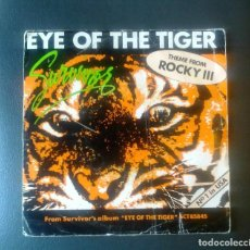 Discos de vinilo: EYE OF THE TIGER.. Lote 92153205