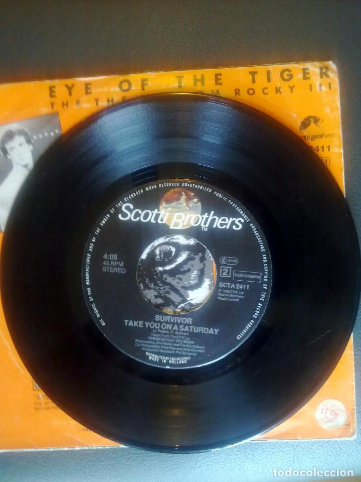 Discos de vinilo: EYE OF THE TIGER. - Foto 4 - 92153205