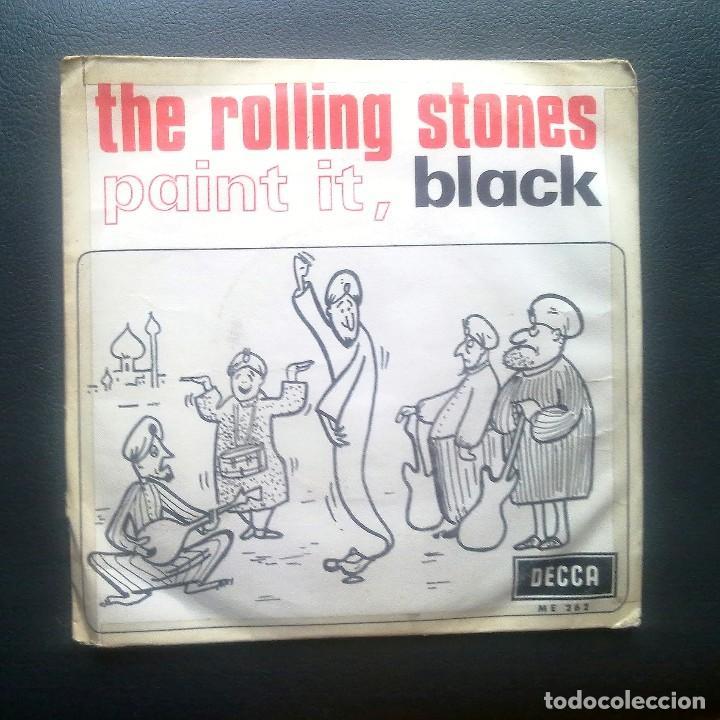 THE ROLLING STONES. (Música - Discos - Singles Vinilo - Rock & Roll)