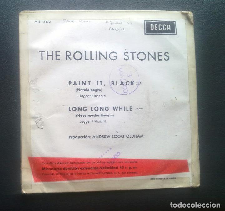 Discos de vinilo: THE ROLLING STONES. - Foto 3 - 92153910