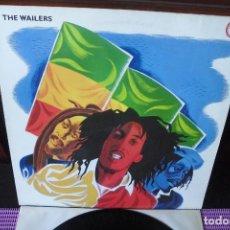 Discos de vinilo: THE WAILERS ?– REGGAE GREATS -ISLAND RECORDS-H 207232-LP 1985. Lote 92153985