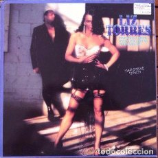 Discos de vinilo: LIZ TORRES - PAYBACK IS A BITCH (WHAT GOES AROUND COMES AROUND) - MAXI-SINGLE SPAIN 1989. Lote 92158145