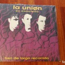 Discos de vinilo: LA UNIÓN EN CONCIERTO MOVIDA. Lote 92171653