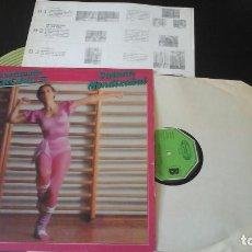 Discos de vinilo: SUSANA MENDIZABAL - PRACTICANDO AEROBIC LP MOVIEPLAY 17.3715/9 - 1983. Lote 92183035