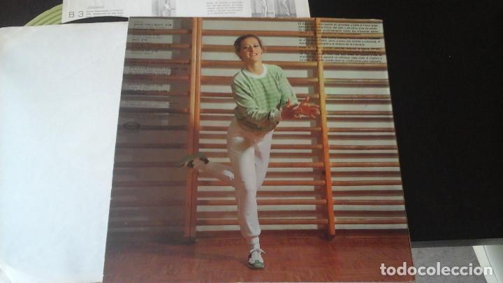 Discos de vinilo: Susana Mendizabal - Practicando Aerobic LP MoviePlay 17.3715/9 - 1983 - Foto 2 - 92183035