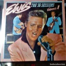 Discos de vinilo: ELVIS PRESLEY LP 1977 -THE '56 SESSIONS VOLUME 1. Lote 92184515