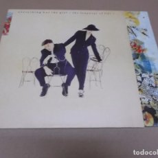 Discos de vinilo: EVERYTHING BUT THE GIRL (LP) THE LANGUAGE OF LIFE AÑO 1990 – ENCARTE INTERIOR CON LETRAS. Lote 92186675