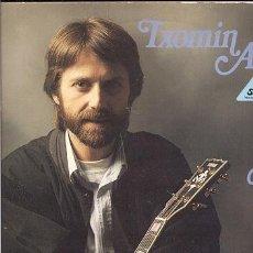 Discos de vinilo: TXOMIN ARTOLA / ORBELA / LP PORTADA DOBLE 33 RPM / EDITADO POR XOXOA 1985. Lote 92195280