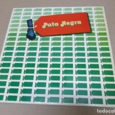 Discos de vinilo: PATA NEGRA (LP) PATA NEGRA AÑO 1981. Lote 92199565