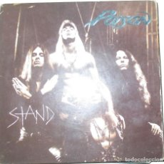 Discos de vinilo: SINGLE PORTADA DOBLE 45 RPM / POISON / STAND - CAPITOL 1993. Lote 92201205