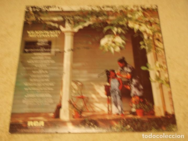 Discos de vinilo: Wilson Pickett – Miz Lenas Boy, US 1973 RCA Victor - Foto 2 - 92207955
