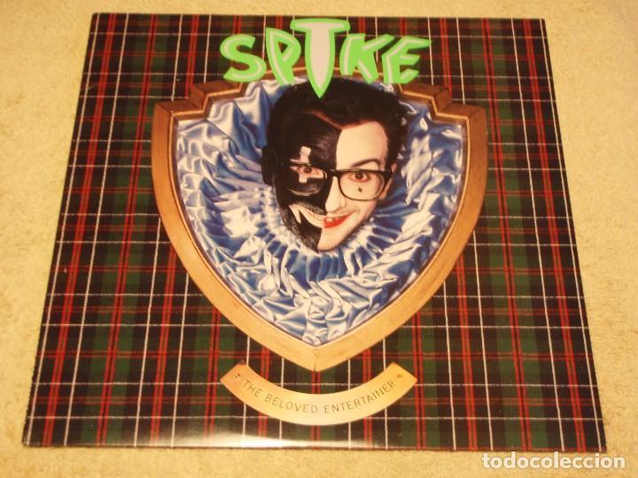 ELVIS COSTELO ( SPIKE ) USA - 1989 LP33 WARNER BROS RECORDS (Música - Discos - LP Vinilo - Pop - Rock - New Wave Extranjero de los 80)