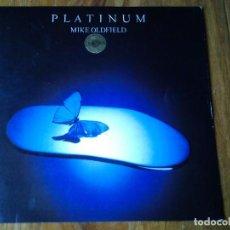 Discos de vinilo: MIKE OLDFIELD -PLATINUM- LP VIRGIN 1979 ED. ESPAÑOLA I-201206 EN MUY BUENAS CONDICIONES.. Lote 92215315